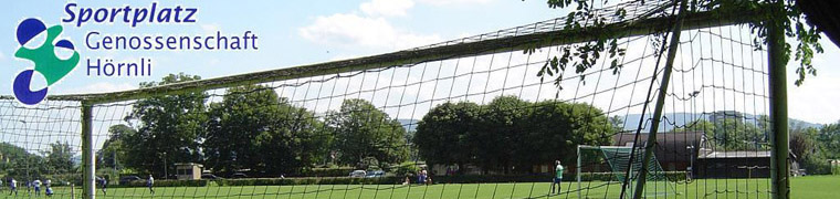 Sportplatz Hörnli